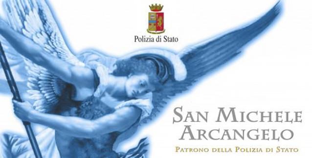 29 settembre festa di San Michele Arcangelo Patrono della Polizia