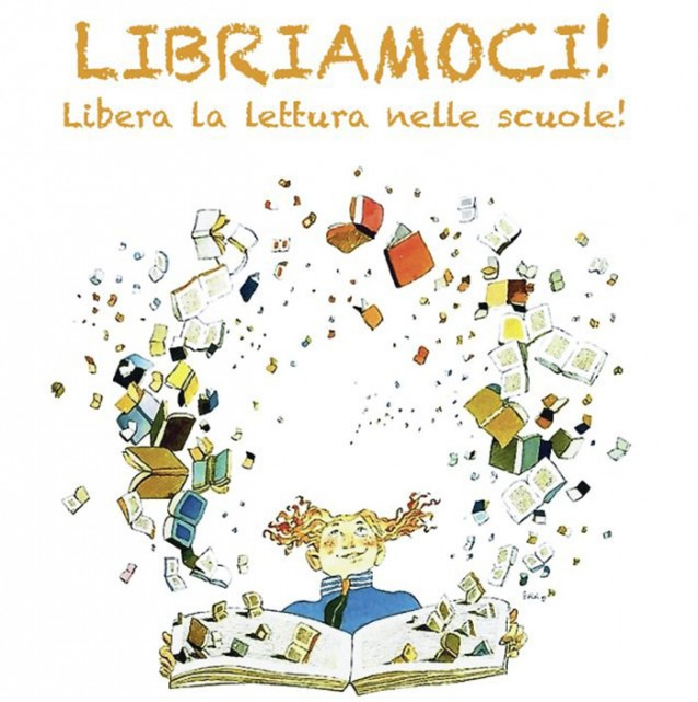Foligno, progetto lettura, sindaco Mismetti legge brani nelle scuole